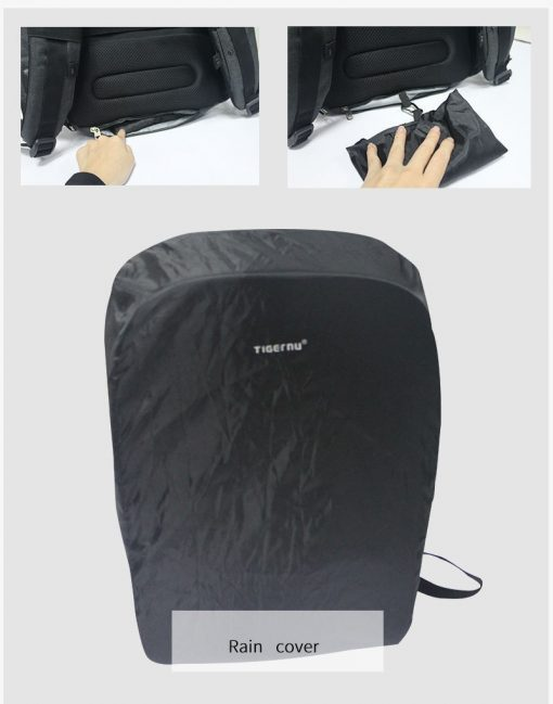 Balo laptop chống trộm