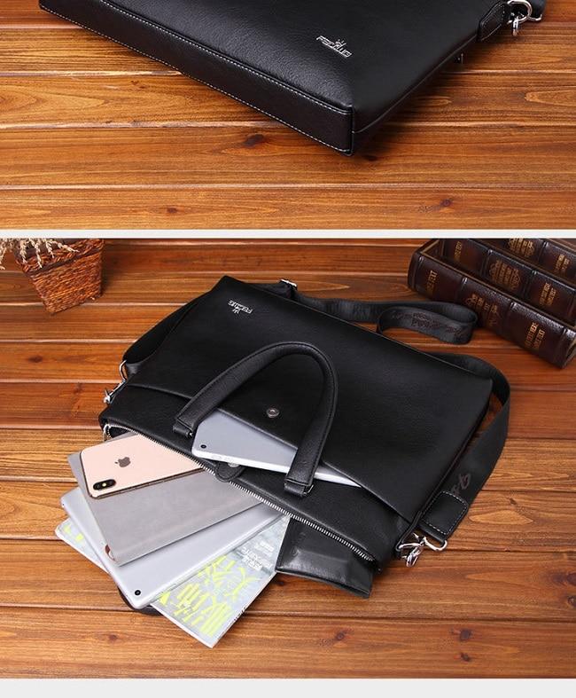 Cặp da đựng laptop