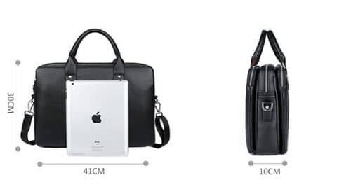 cặp da laptop
