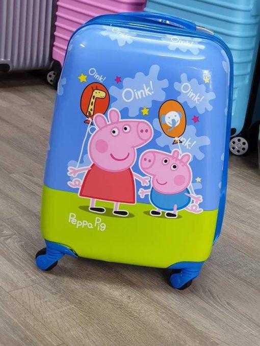 Vali hình Papa Pig