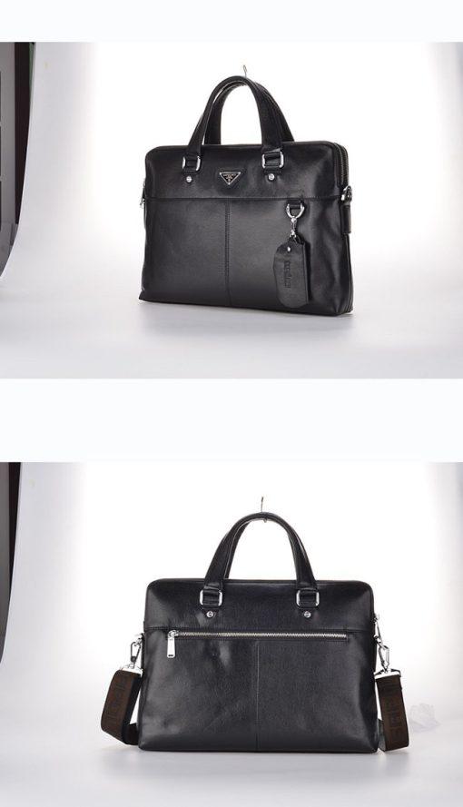 Túi xách da thật nam
