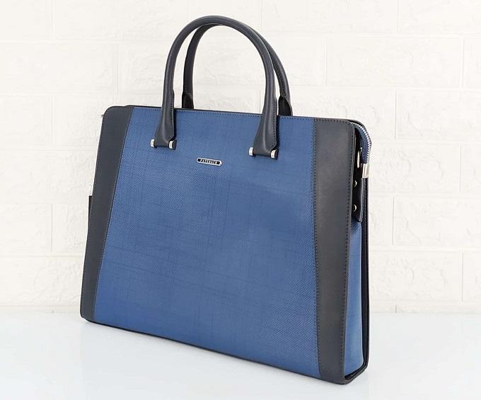 Túi xách nam màu xanh